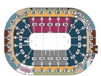 Vancouver Canucks:. Rogers Arena - Vancouver. Area 309,