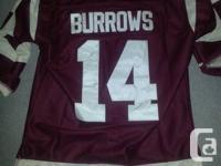 Canucks Vintage Millionaires Jersey  Alex Burrows -  1