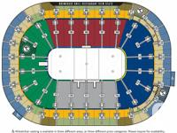 Canucks Game for Sale - Sat October 12th Vs. Montreal