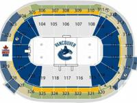 Hardcopy season tickets to tonights game. Section 310,