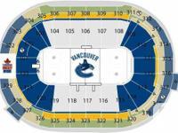 Hardcopy season tickets. Section 310, row 11. Below
