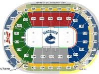 I have a pair of tickets for the Oct 28th Canucks vs