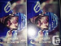 Canucks vs capitals oct28th lower bowl awesome seats
