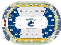 Tuesday Nov 19 Canucks vs Panthers 2 seats @ $90 per