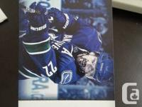 TWO tickets to the Canucks vs. Sharks hockey game on