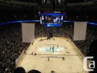 Canucks vs Washington October 28th (Monday) Section 316