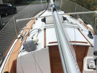 1982 Cape Dory 25D extensively refitted in 2009 with