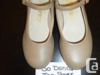 Excellent condition, gently used tap dance shoes. $25