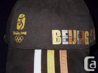Olympic Hats / Caps. from Different Olympic Games. All