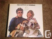 THIS VINYL RECORD ALBUM, LOVE WILL KEEP US TOGETHER BY