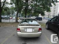 NISSAN   Sentra- 2001   Model-XGX,  Body-Sedan,4-Door