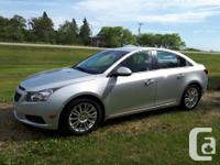 Make Chevrolet Model Cruze Year 2011 Colour silver kms
