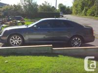 Make Cadillac Model STS Year 2007 Colour grey kms