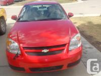 Make Chevrolet Model Cobalt Year 2007 Colour red kms