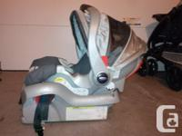 item = baby car seat with base for car make = Graco