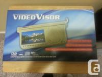 Plays DVD, Video CD 2.0, CD and MP4 compatible. CD-R,