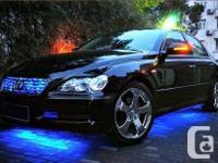 GadgetPlus.ca   Item:  LED Car Underbody Glow Light Kit