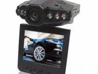 Car Video Recorder With Night Vision $95  CALL;   call;