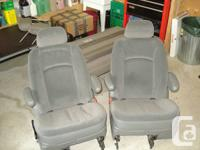 CARAVAN  01 to 07, seats, clean and no damages, other