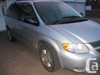 Make. Dodge. Version. Caravan. Year. 2007. Colour.