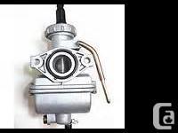 Carberators. Keihin Carburetor 50cc, 70cc, 90cc, 100cc,