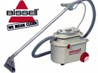 Bissell 1631C Power Steamer for professional-style deep