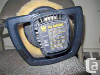 Practically new Car's Random Orbit Waxer Polisher, 10
