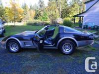 Make Chevrolet Year 1978 Colour black/silver Trans