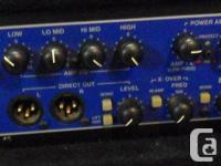 The KB1000 series combines a 7-channel stereo line