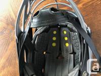 CASCADE 'R' Field lacrosse helmet LARGE (can be used