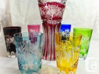 1.Ajka Crystal is a Hungarian crystal manufacturer.