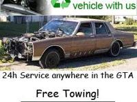 You can get instant cash from your scrap cars. Get