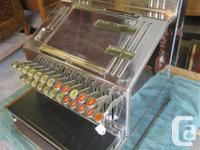 THIS CASH REGISTER WAS MADE BY THE NATIONAL CASH