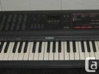 Selling Casio CTK-550 Keyboard touch response and