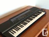 Casino Electronic keyboard; model# CT-656 $60