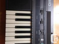 Casiotone CT-360 keyboard for sale, good working