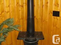 CAST IRON LAUNDRY WATER HEATING SYSTEM STOVE - Rare and