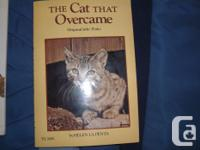 27 Cats Next Door and The Cat That Overcame, both books