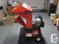Available;. Bear Feline shredder/chipper design 70050