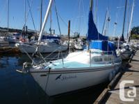 This Catalina 27 has been well looked after over the