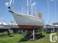 Catalina 30 1982 Tall Rig, Diesel engine, Harken roller