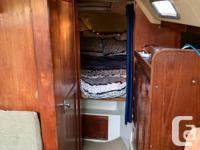 1985 30' Catalina for sale by owner 21 hp Kubota Diesel