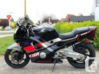 Make Honda Year 1991 kms 55936 I'm really sad to let