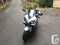 Make Honda Model Cbr Year 2001 kms 75000 2001 Honda CBR