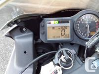 Make Honda Model Cbr Year 2001 kms 49108 This bike is