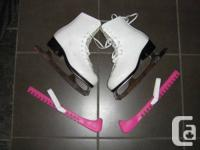 skates like new   contact me at