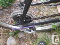 In good working condition Kickstand Purple brake