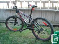"""Very good condition CCM 18 speed Kids/youth bike. 24"""""""