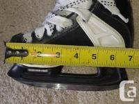 CCM Tacks - SL 2500 Skates. Junior Skates Needs a