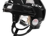 CCM Vector V08 Hockey Helmet Senior Black and White All